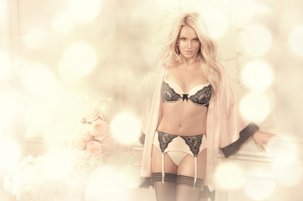 Kolekcja bielizny Britney Spears Gatta